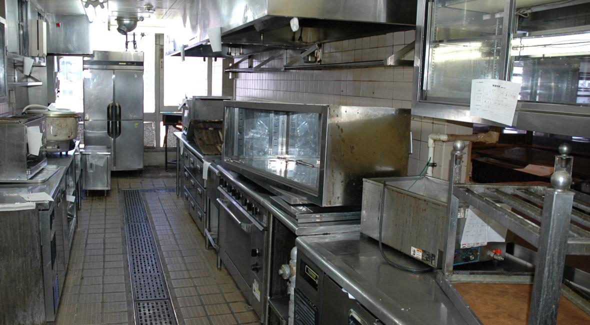 厨房機器の買取査定