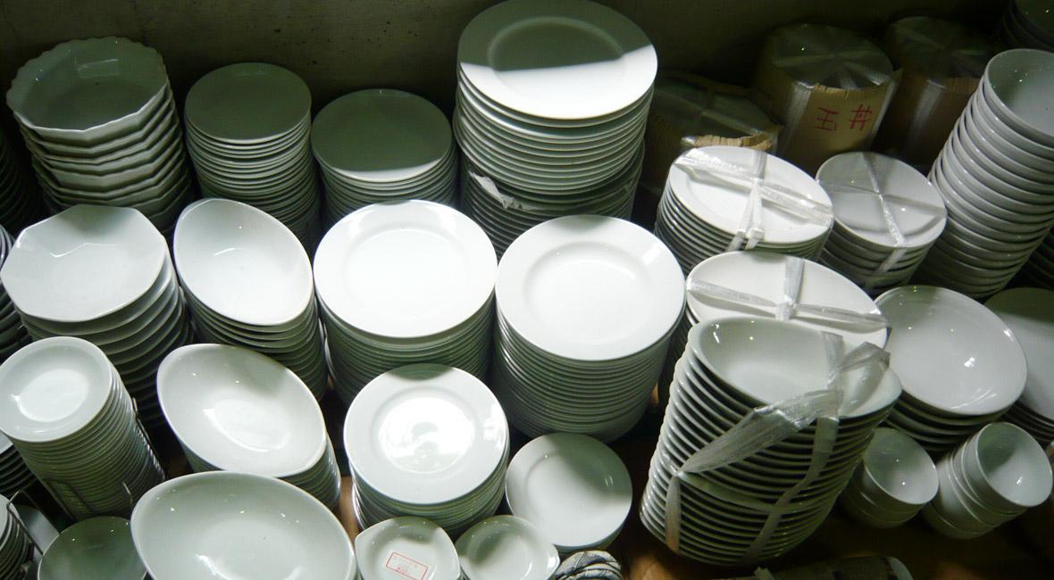 陶器・食器類の買取査定