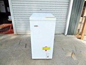 ハイアール 電気冷凍庫 JF-NC60A