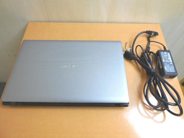 Acerノートパソコン15.6インチ Aspire5741-H32C