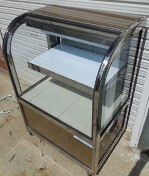 大穂製作所 冷蔵ショーケース OHGU-700