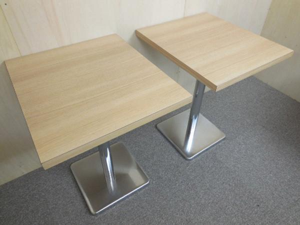 業務用カフェテーブル ナチュラル色