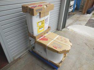 TOTO便器タンク ホワイトピュアレストQRシリーズ CS230BM NW1