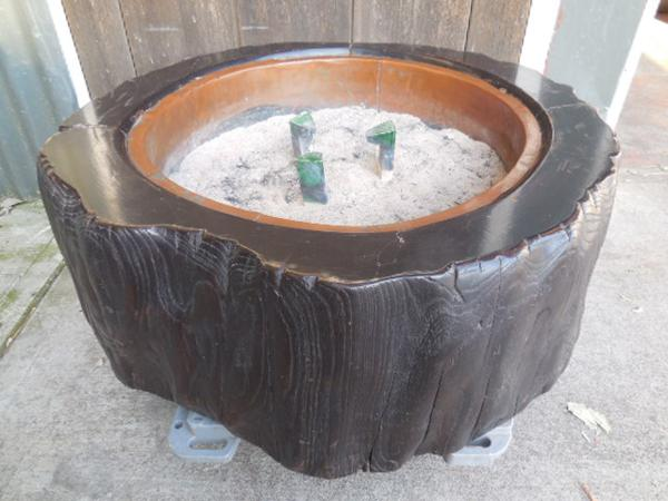 古民具 火鉢