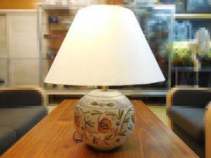 ヤマギワ 陶器製スタンドライト