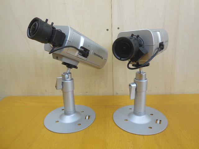 パナソニック監視カメラ 7台セットDG-SP304V