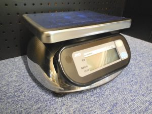 A&Dデジタル防水はかり ウォーターボーイSL-5000WP