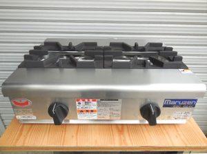 マルゼン NEWパワークック ガステーブルコンロ RGC-064C
