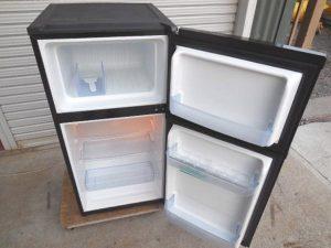 ハイアール 2ドア 冷凍冷蔵庫 JR-N100C