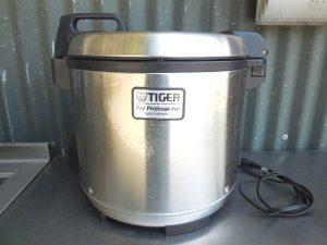 買取実績|タイガー 業務用炊飯ジャー 2升 JNO-A360