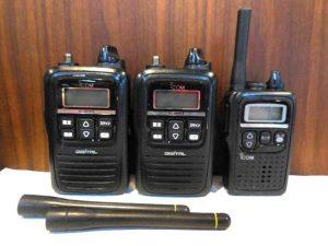 icom 特定小電力トランシーバー IC-4300
