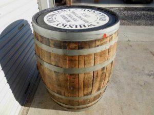 木製樽 化粧樽 ガーデニングテーブル